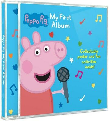 Peppa Pig: My First Album -  (Album) [CD]