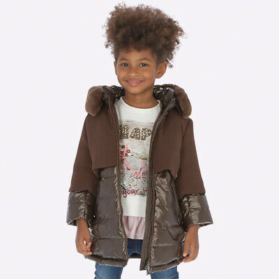 New Mayoral Girls combined coat, Age 2 years (4419)