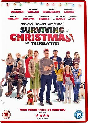 Surviving Christmas With the Relatives [DVD] RELEASED 11/11/2019