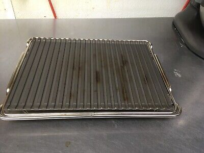 Turbochef I3-3221 Kit, Panini Grill Rack And Tray Replacement Part