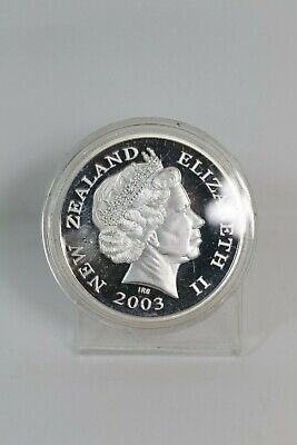 New Zealand 2003 $1 Lord of the Rings Coin