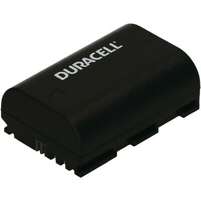 Canon LP-E6,LPE6,LP-E6N compatible battery from Duracell, Fits Canon EOS 60D,70D
