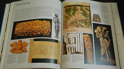 The Cultural Atlas of Mesopotamia and the Ancient Near East Large Full Color HC