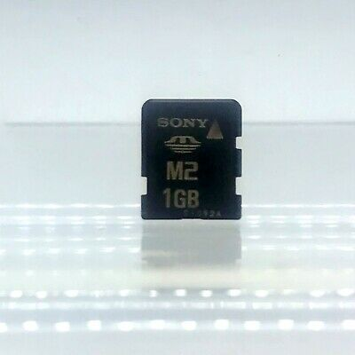 Genuine Sony 1GB M2 Memory Card for classic compatible PSP Camcorders Sony Phone
