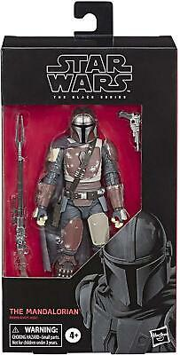 Star Wars | The Black Series | The Mandalorian | 6-Inch Figure | PRE-ORDER