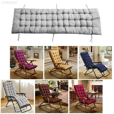 Polyester Fiber Chair Cushion Home Heat Preservation Comfortable Lounger Pads