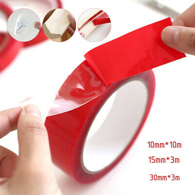 6632 Transparent Color Acrylic Adhesive Tape Install Paste