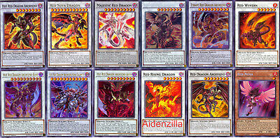Yugioh Red Dragon Archfiend Deck - Tyrant Red Scarlight Abyss Bane