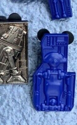 Disneyland Star Wars Galaxy's Edge Droid Jawa Salvage Mystery Pin