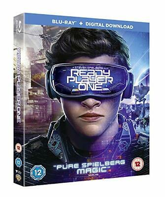 Ready Player One [Bluray+Download] Sh - New & Sealed With Slipcover