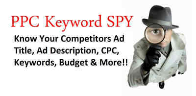 10 Competitors Ppc Keywords, Ad Copies, Budget, Search Volume + Traffic Cost