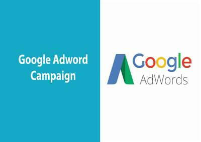 Set Up and Manage Google Adwords Ppc Ads Campaigns 2 Ads Copies +  Keywords