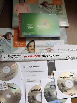 Fujitsu-Siemens Pc Support Pack From 2004