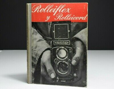 ROLLEIFLEX and ROLLEICORD (Manual Book)