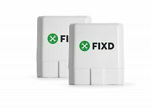 FIXD OBD-II Active Car Health Monitor - 2nd Generation (2) (2)