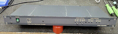 Kramer VM-10ARII Video Audio Distribution Amplifier