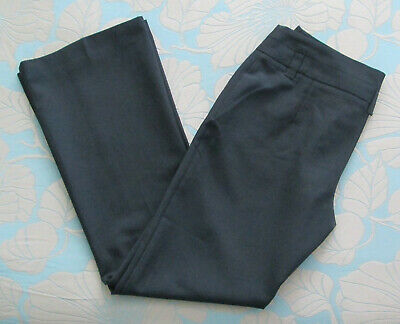 New - Girls Ladies Size 10 - New Look - Black Smart Work School Trousers