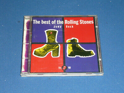 Jump Back (Best Of) - The Rolling Stones (Cd)