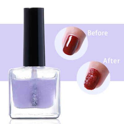 Gel Polish Burst Magic Soak Off Remover Nail Cleaner Gel Nail Art Varnish Shiny