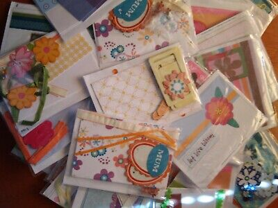 Box Brenda Pinnick Designs Card Making Kits x 35 Cards