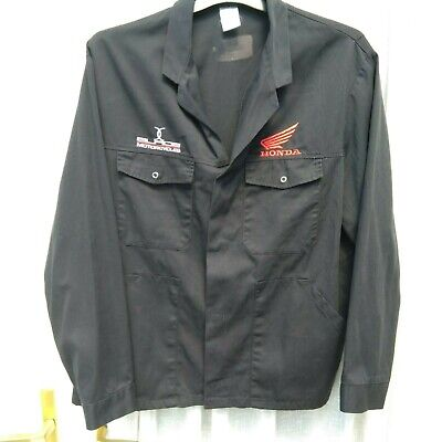 Honda Motorcycle Workshop Jacket Size L