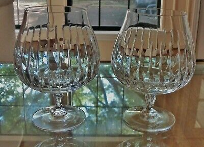 Crystal Glasses for Cognac / Brandy / Scotch – Set of 2 (3 sets available)