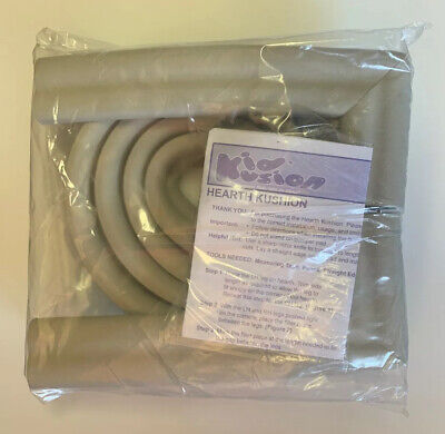 KID KUSION 6010 TODDLER HEARTH KUSHION TAUPE - NEW Childproof Baby Safety