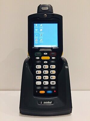 Motorola Symbol MC3100 Handheld Rugged 1D Scanner PDA MC3100-R + Cradle