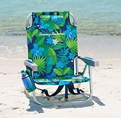 Fabulous Tommy Bahama Backpack Cooler Chair W Pouch Towel Bar Squirreltailoven Fun Painted Chair Ideas Images Squirreltailovenorg