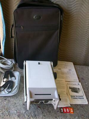 Titmus 2S Vision Screener With Carrying Case + Manual + Accessories