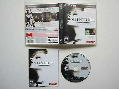 Silent Hill HD Collection Sony PlayStation 3 PS3 *COMPLETE* CIB