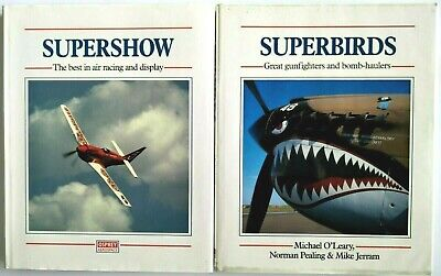 Supershow 'Air Racing' - Superbirds 'Gunfighters Bomb Haulers' First Edition SET