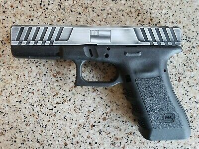 Handpicked Glock 22 Slide /& Lower Parts Kit Very Good Condition GEN3 40 Cal