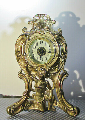 French style Antique American mantel clock
