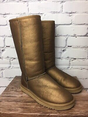 UGG AUSTRALIA CLASSIC Tall Bomber StiefelWinterboots Gr