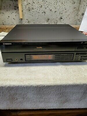 Pioneer CDL-1070 Laser Disc Player