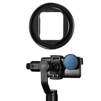 For ULANZI Anamorphic Movie Lens 1.33X 52MM Filter Adapter Ring For Mobile Phone
