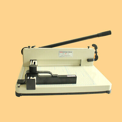 Heavy Duty A4 Paper Cutter Guillotine Trimmer Cutting Machine 400 Sheets