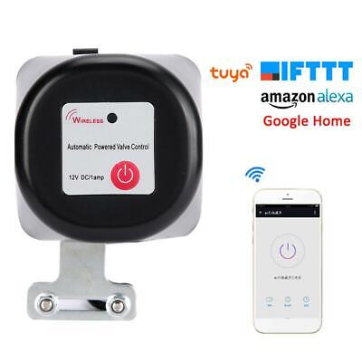 Wireless Wifi Smart Gas Water Valve Controller Control for Alexa/Google/Tuya New
