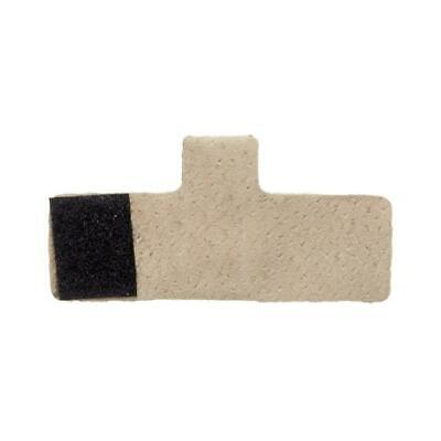 Birch - Adjustable Leather Thimble Grey In Colour - 020054