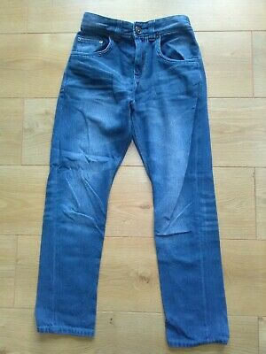 Boys Jeans age 11 Years Straight Next Denim Jeans with adjustable waist Top Qty