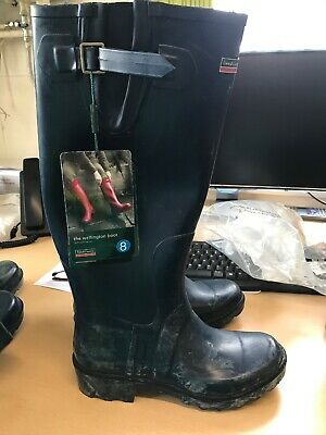 town country wellington boots Size 8