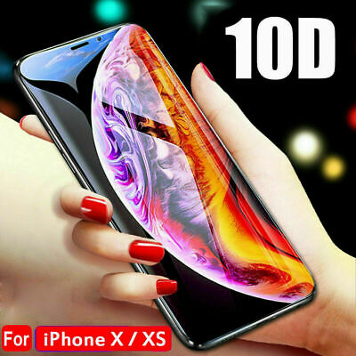 Tempered Glass Screen Protector & Case For New iPhone XS Max XR XS X 11 Pro Max