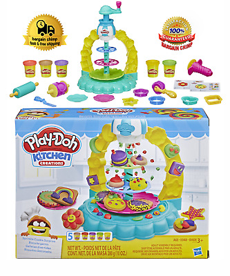 PLAY-DOH SPRINKLE COOKIE SURPRISE KITCHEN CREATIONS Baking Mould Play Doh Set