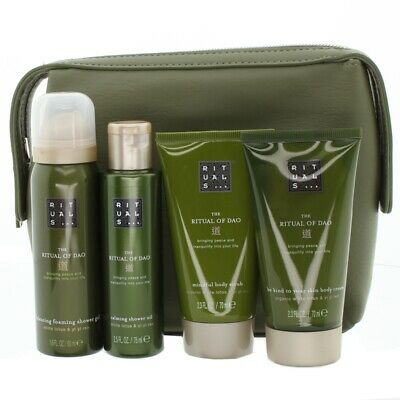 Rituals The Ritual Of Dao Body Care Set Shower Oil & Gel Body Scrub Body Cream
