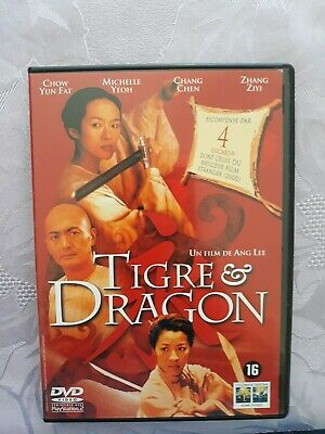DVD : Tigre et Dragon
