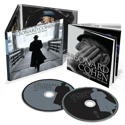 Leonard Cohen - Songs From The Road CD + DVD NEU & OVP (Hallelujah Suzanne)