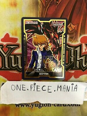 Yu-gi-oh! Field Center Card Joey Whiler DUDE Le Dévastateur De Duel