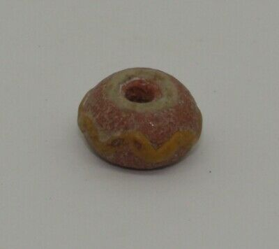 Quality Large Ancient Glass Bead - 04