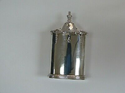 Walker & Hall Sheffield England Sterling Silver Pepper Pot